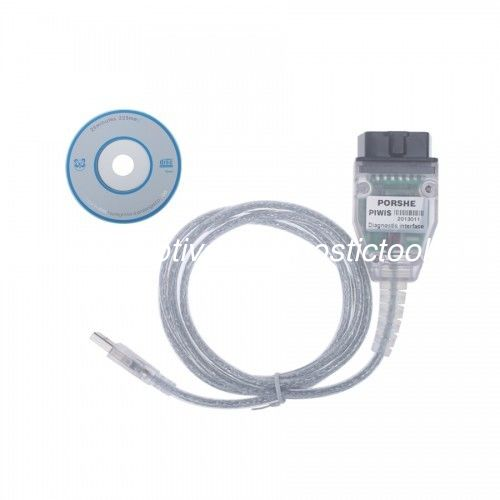 New PIWIS Cable V3.0.15.0 Auto Diagnostic Cable For Porsche 1990 to 2007